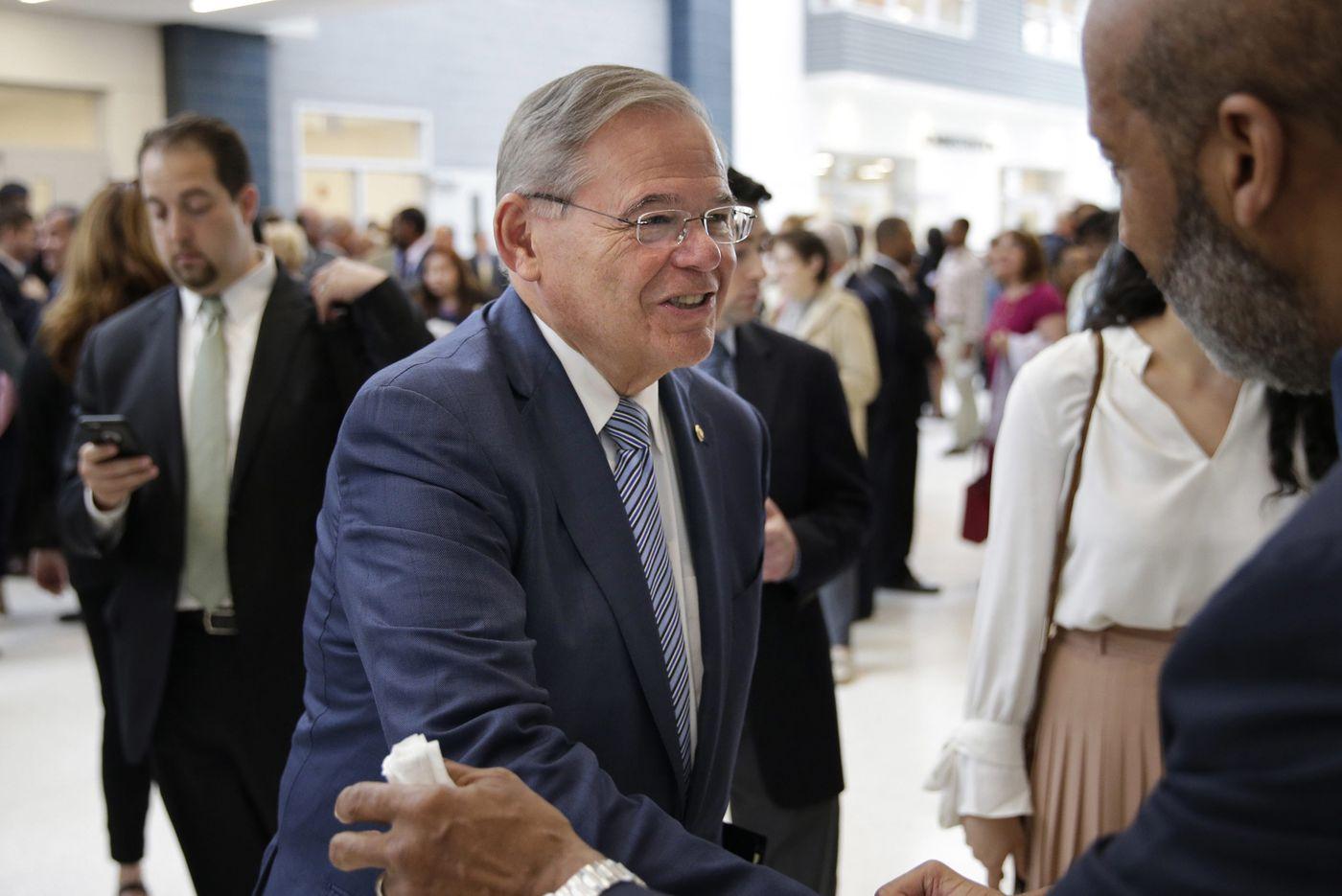 Could the GOP take out New Jersey Sen. Bob Menendez?