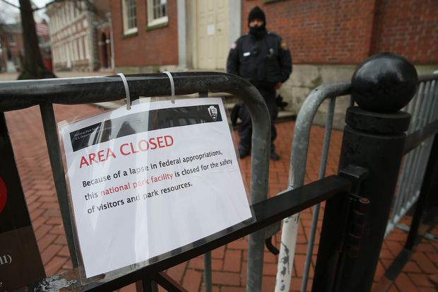 Government shutdown: What if it goes on, and on, and on ...