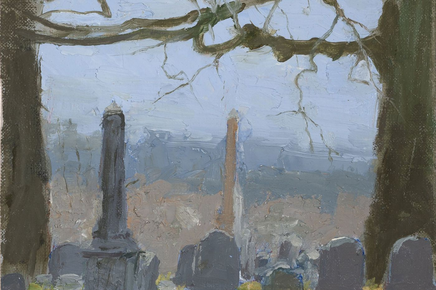 This old place? Philly artists have fresh new takes on Laurel Hill Cemetery and Glen Foerd