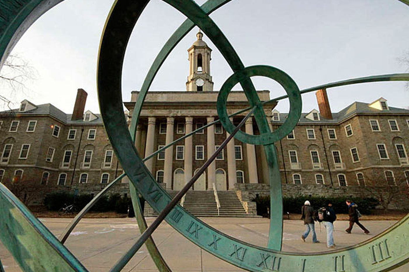 At Penn St., a natural gas expansion