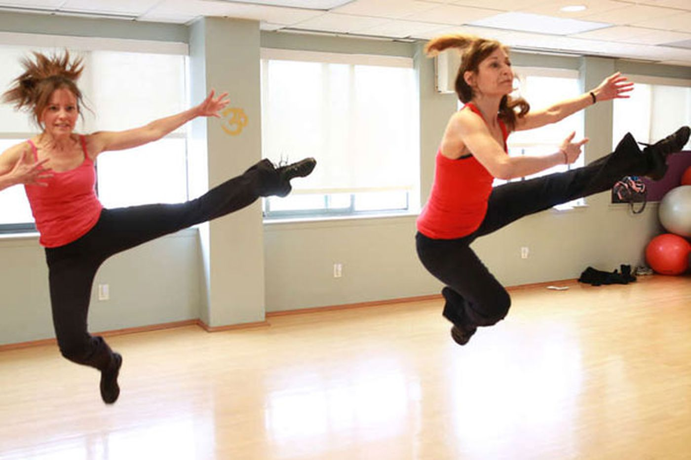 Well Being: Age, injury, illness no bar for this dance group