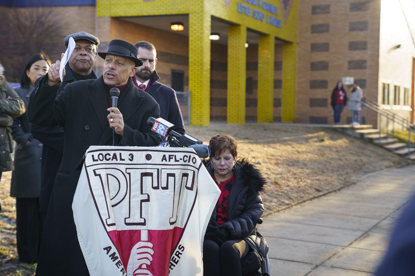 Philadelphia wants money from Pennsylvania to deal with dangerous asbestos in schools