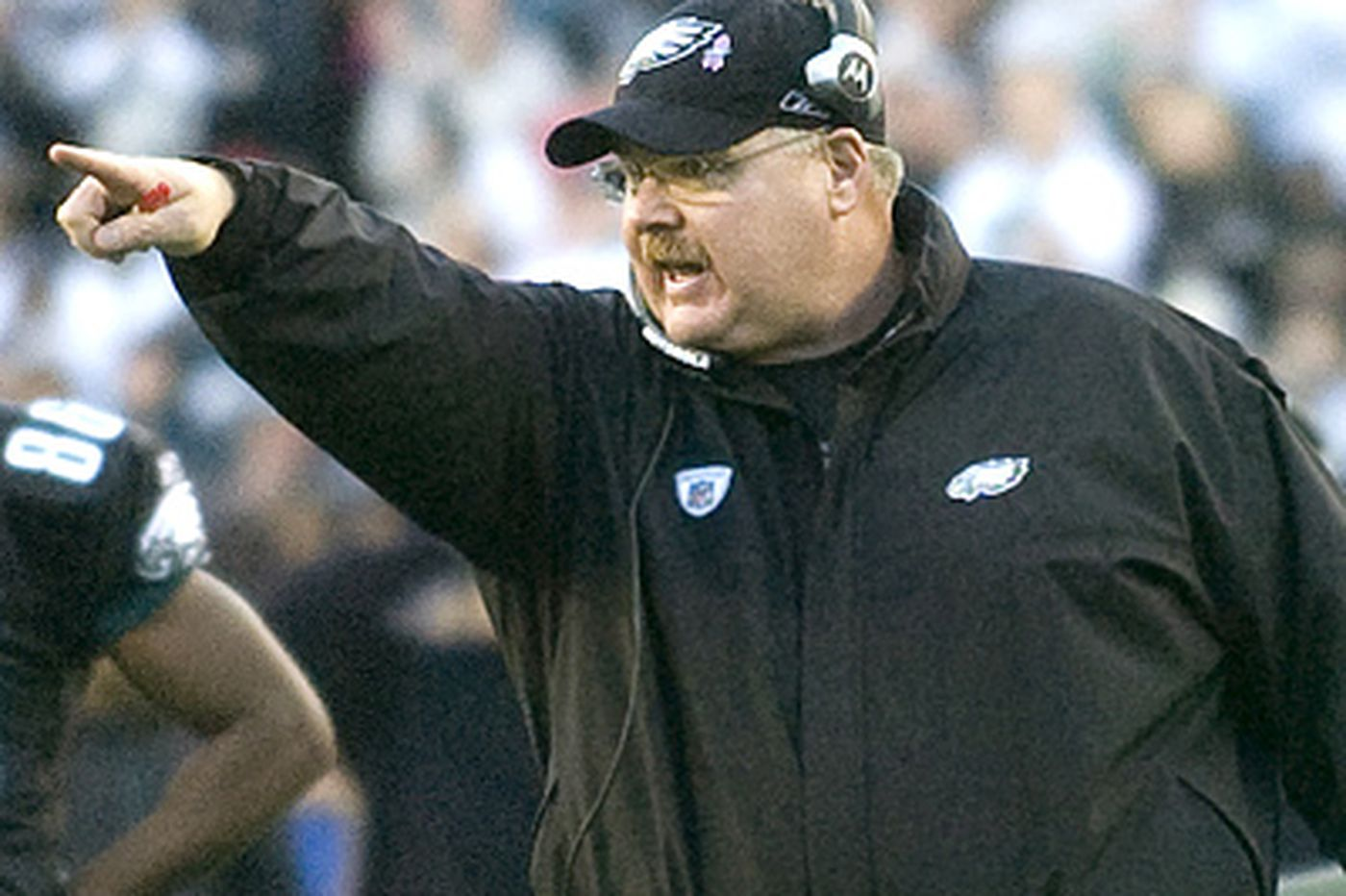 Paul Domowitch: Is Andy Reid coach of the year?