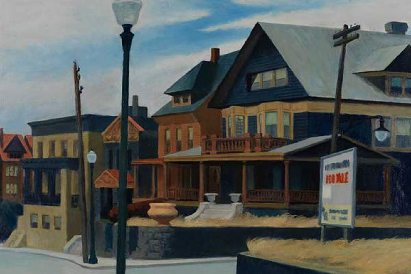 Pennsylvania Academy to sell Hopper painting