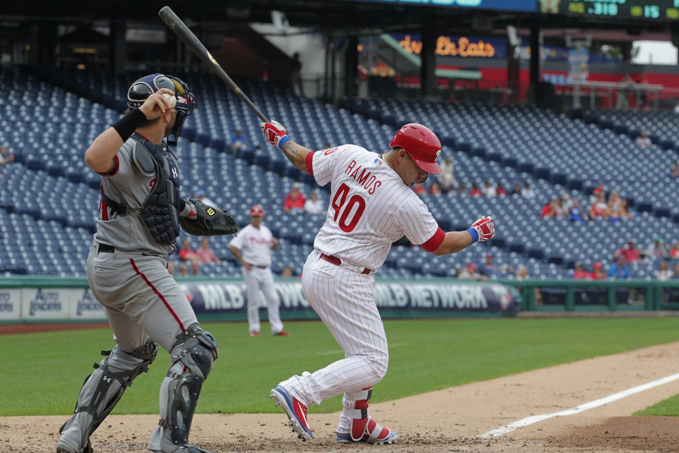 Phillies swept out of contention by Nationals | Bob Brookover
