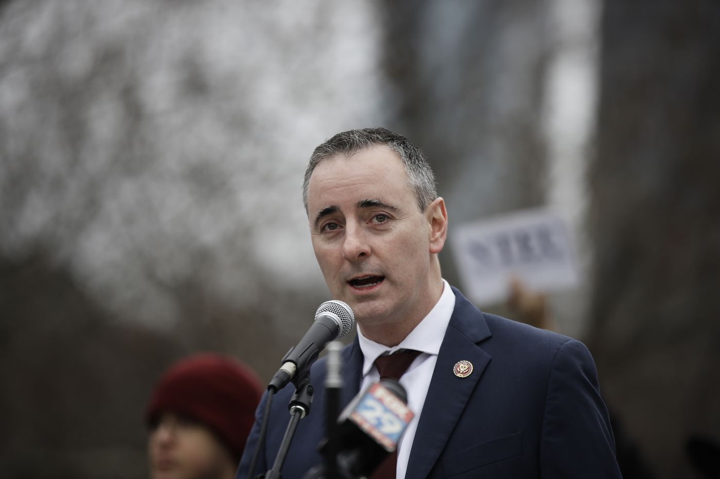 'Stop putting politics ahead of our country' on Trump impeachment, veterans tell GOP Rep. Brian Fitzpatrick in new ad