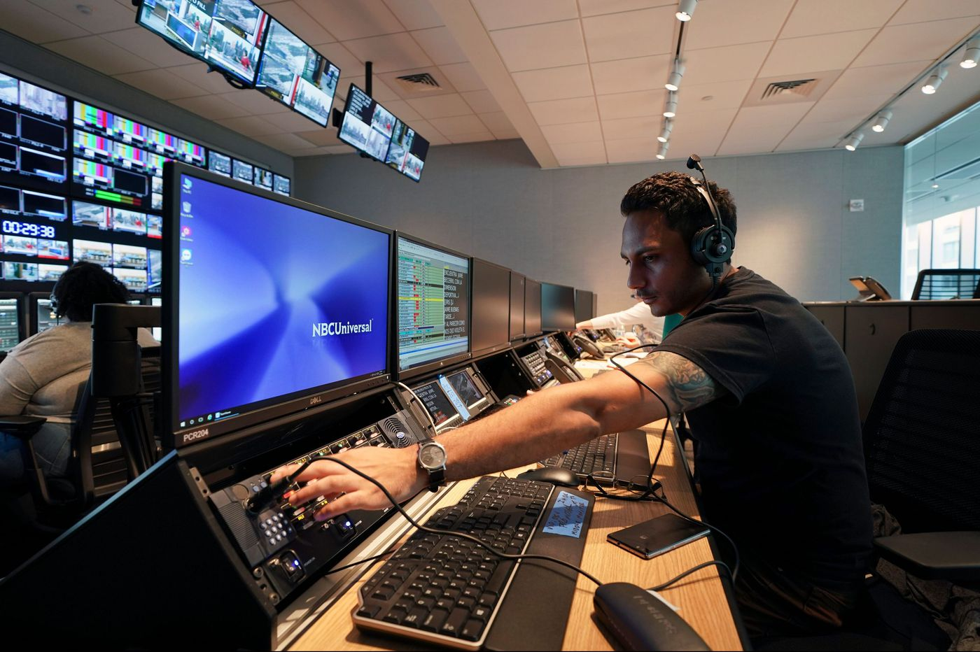 In Bala Cynwyd since '52, WCAU in final stages of downtown move to new Comcast Center