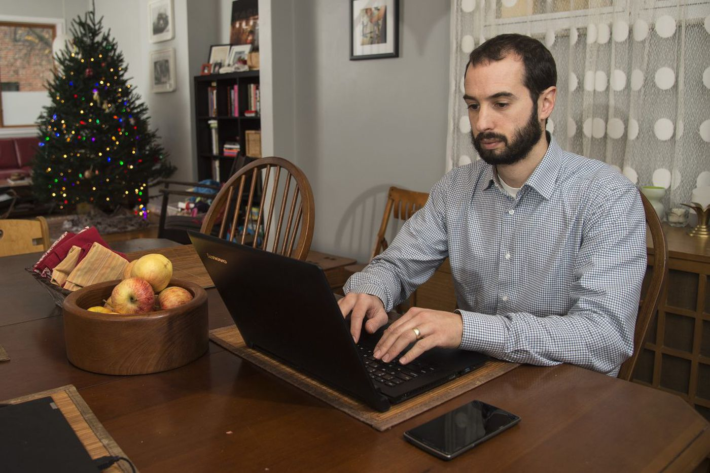A Silicon Valley escapee takes a tech approach to law in Philly