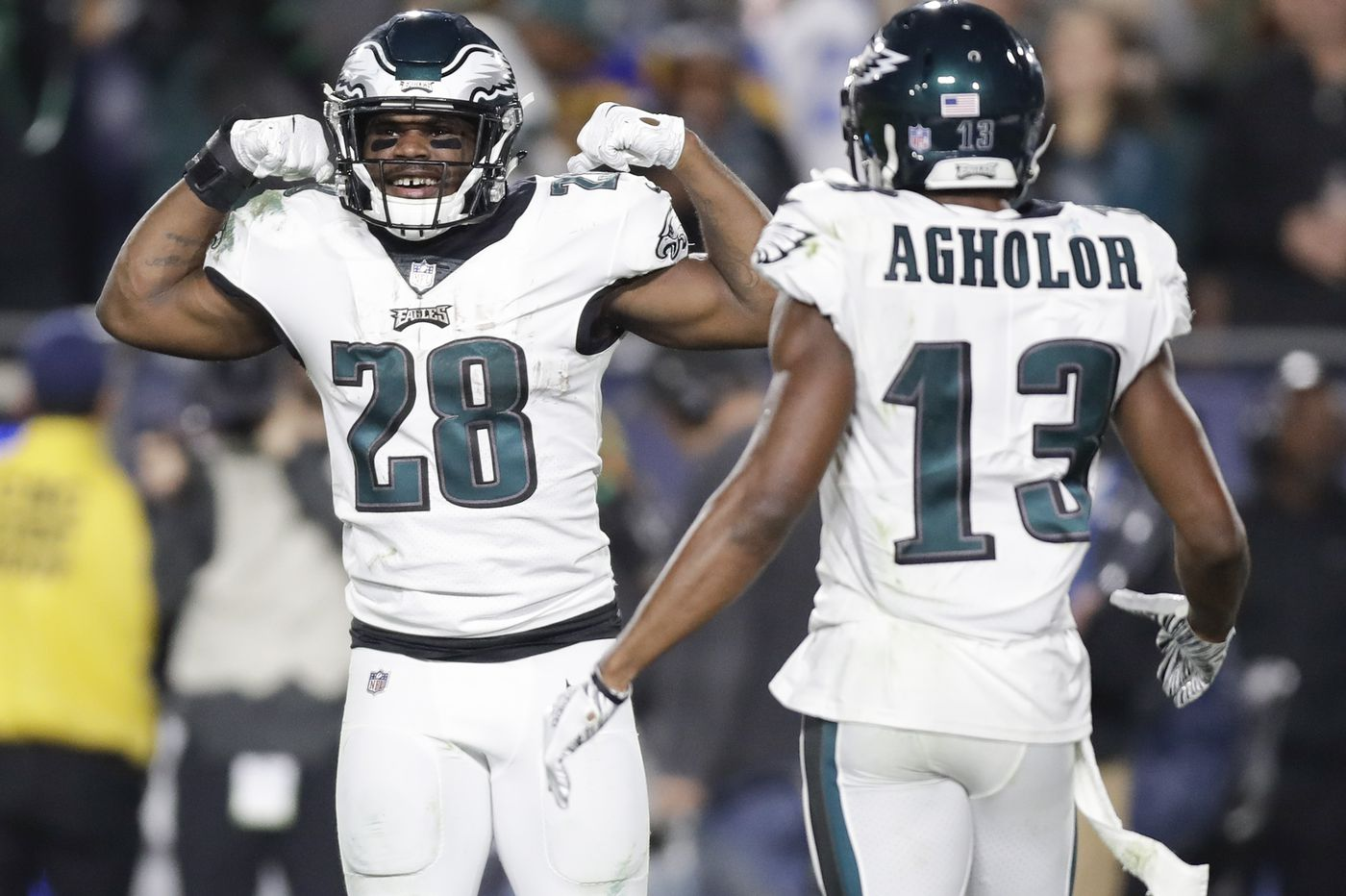 SugarHouse's first Eagles game saw one big winner, one big loser; two New Jersey sportsbooks fined | Sports betting notes