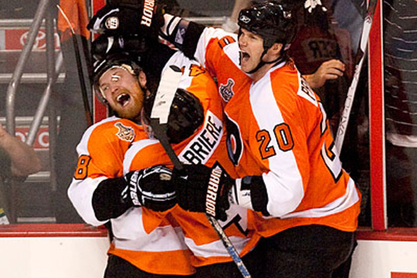 Phil Sheridan: Goal for goal, the Stanley Cup Finals go on