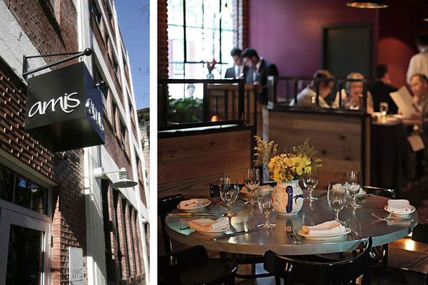 Urban Outfitters is closing Amis Trattoria