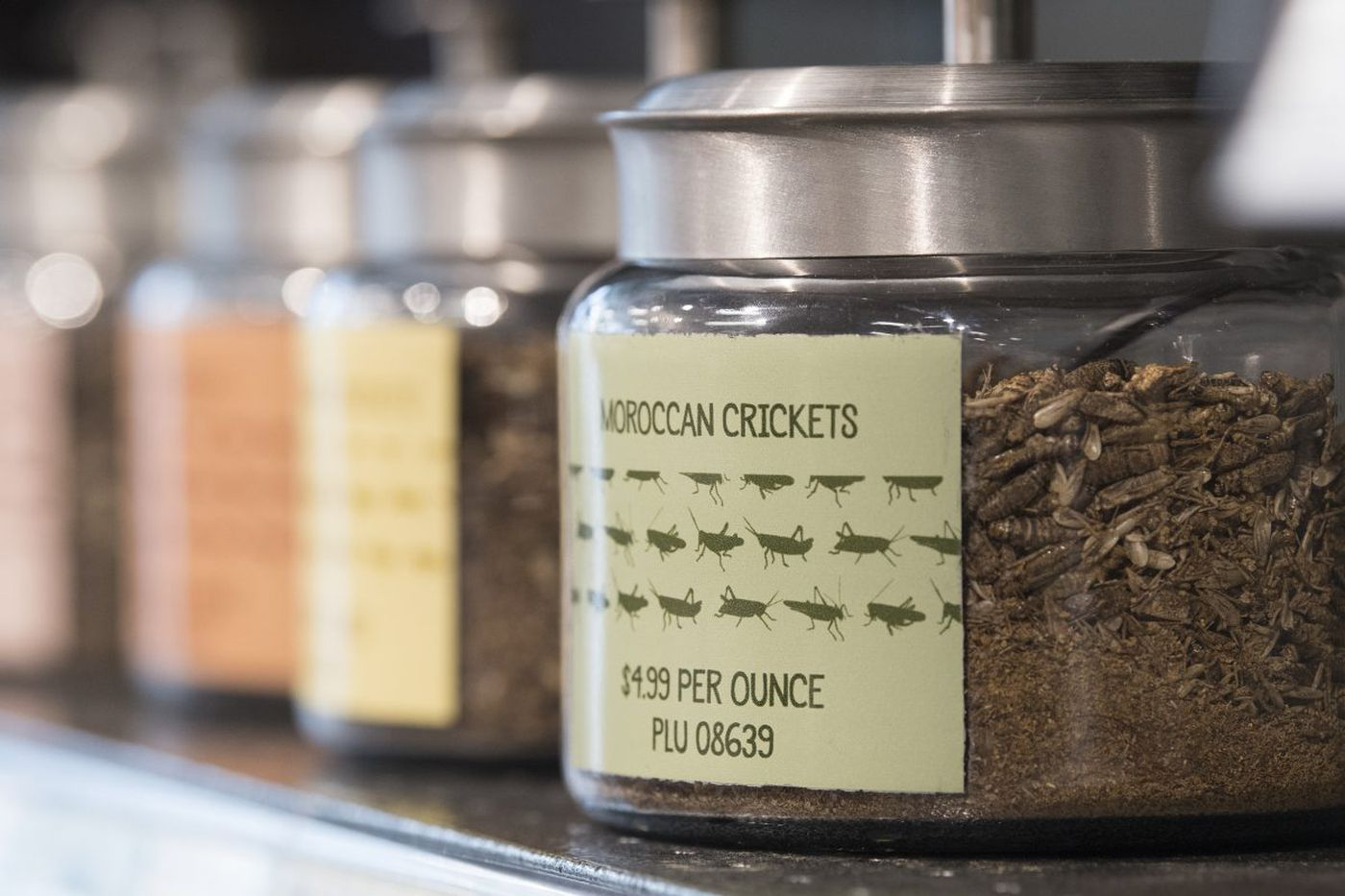 Whether it's chips, crickets or vegetables, Pennsylvanians are buying more organic food than ever
