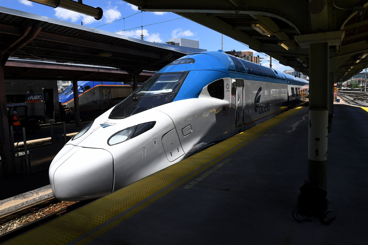 In crisis, Amtrak works to get new high-speed trains operating in 2021
