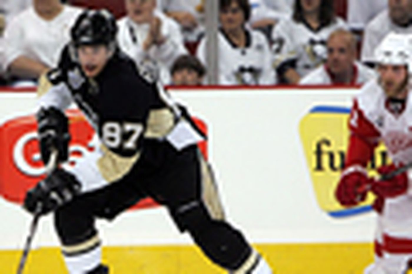 NHL: Crosby and Pens come back to life