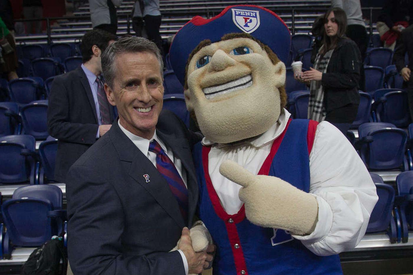 Donahue returns to Penn