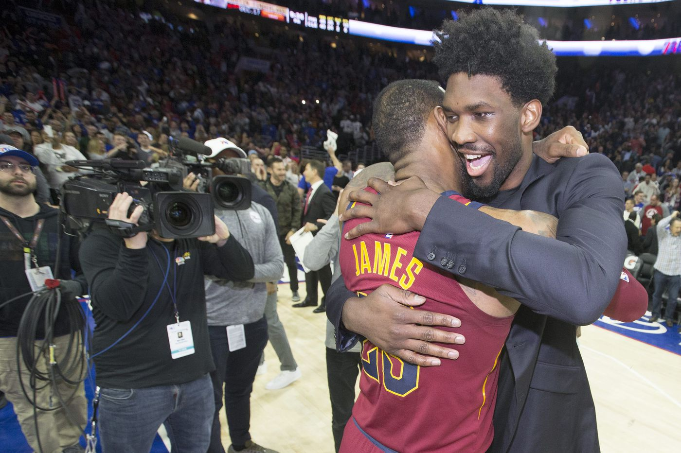LeBron James' exit to Lakers is a hit to Eastern Conference, but could clear the way for the Sixers