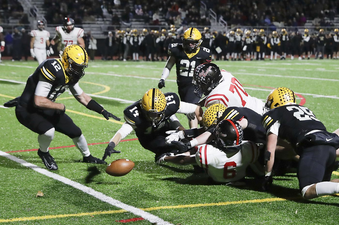 Suburban One League votes to move forward with fall high school sports