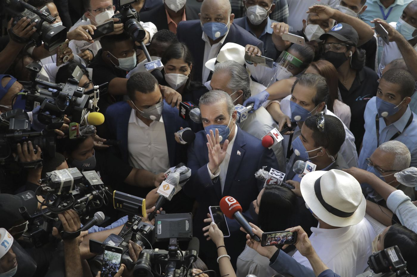 The Dominican Republic has a new president. Philly Dominicans reflect on Luis Abinader's election and challenges.