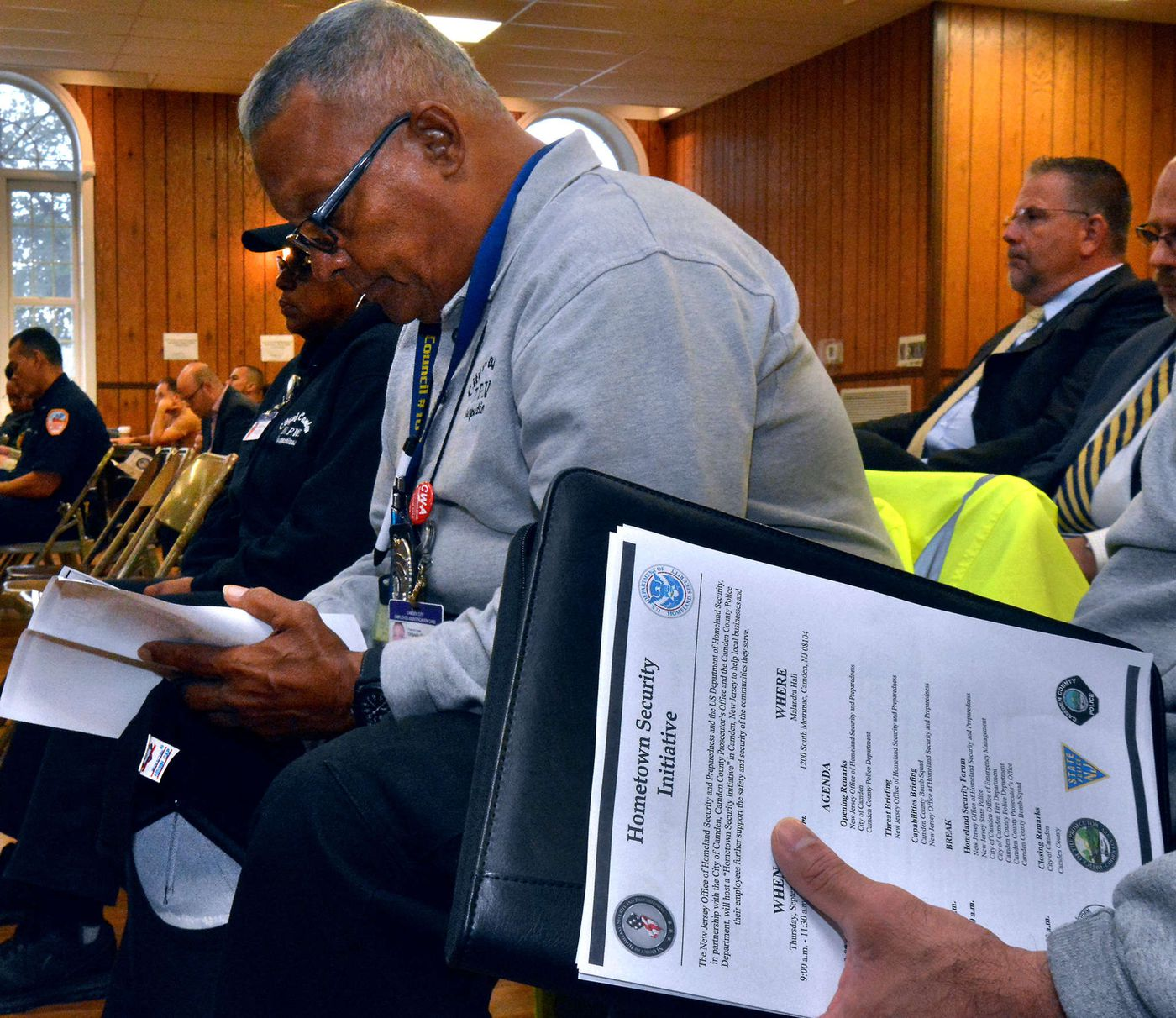 In Camden County, talk of homeland security after Seaside