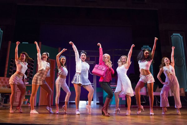'Legally Blonde' at the Walnut Street Theatre: Silly premise redeemed by first-rate cast and direction