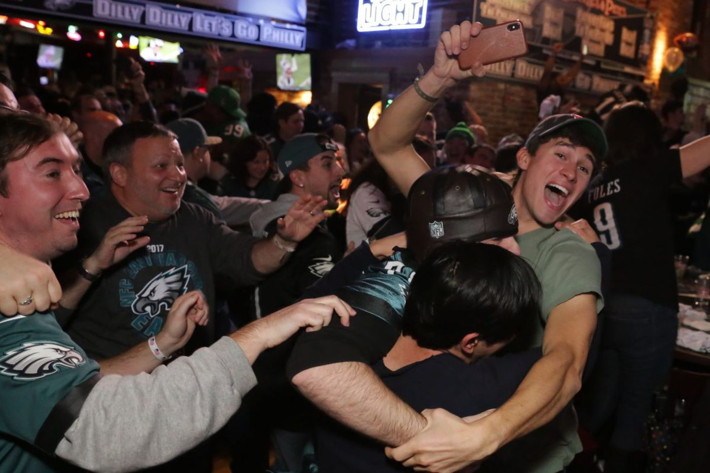 Social media reaction to the Eagles' first-ever Super Bowl win