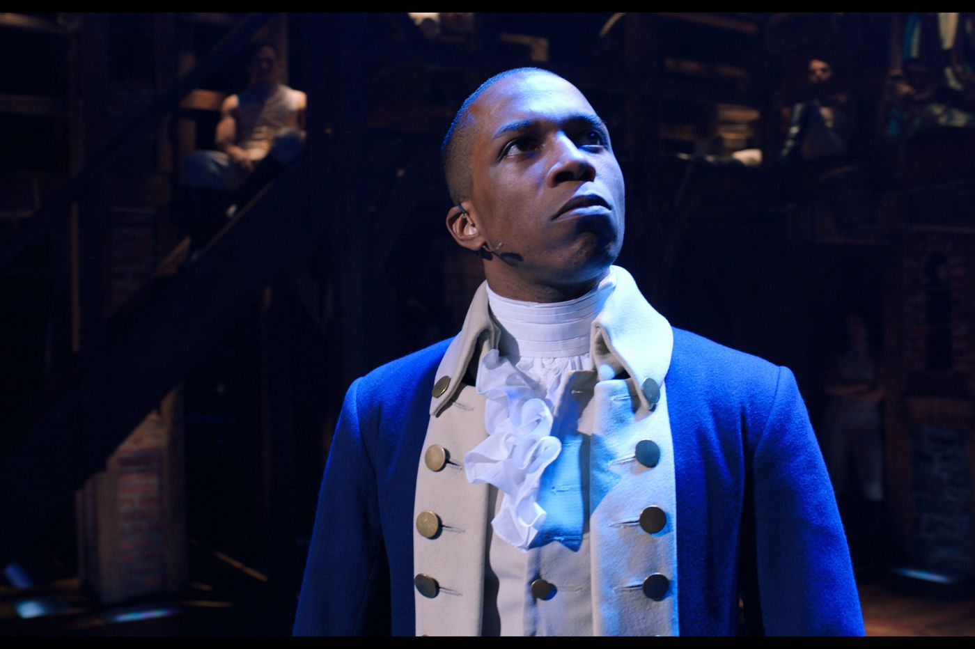 'Hamilton' comes to Disney+ this week, and Philly's Leslie Odom Jr. says he has only one regret