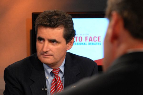 From the Archives: Cancer-free, Mike Fitzpatrick works on a political comeback