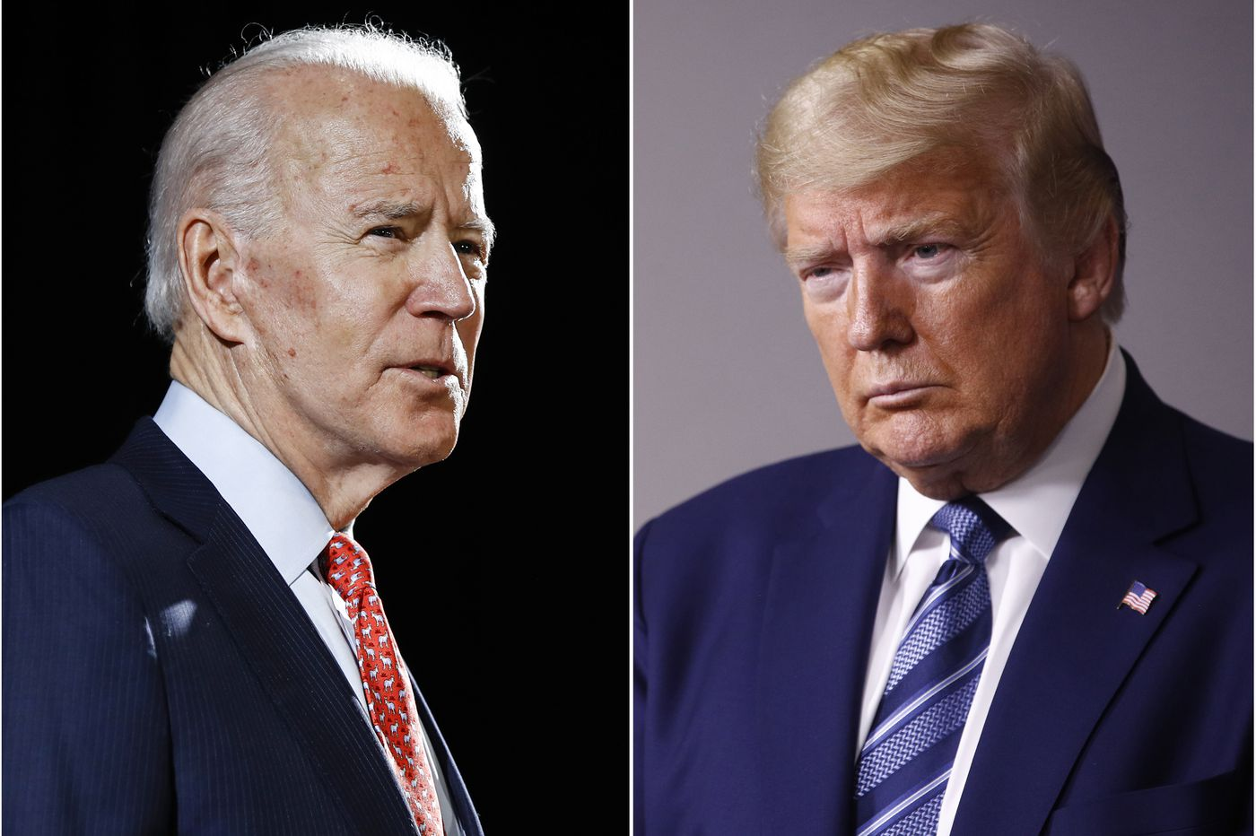 Pro-Biden groups have spent twice as much on TV in Pennsylvania as pro-Trump groups