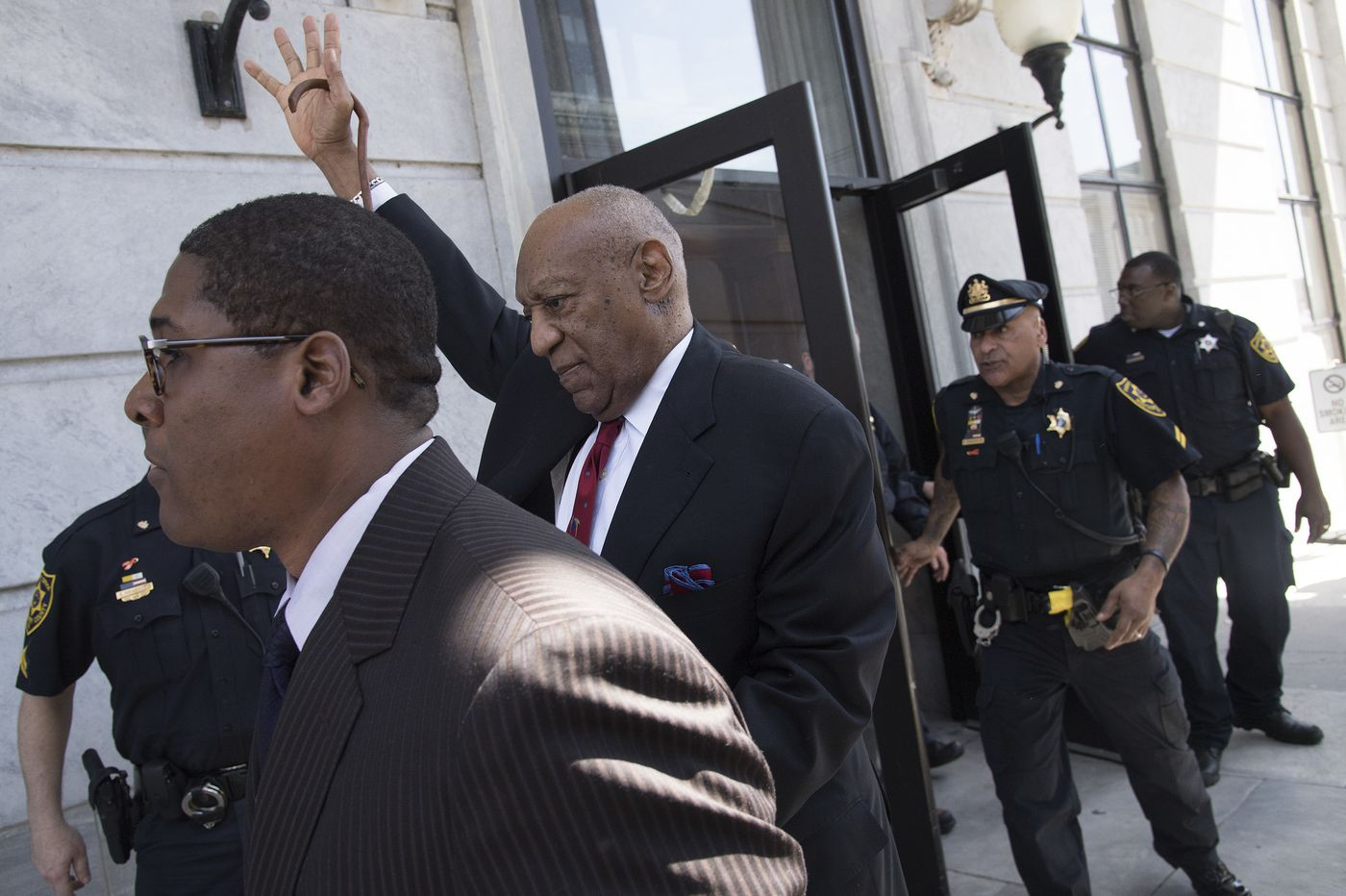 What black Philadelphians see in the Cosby verdict