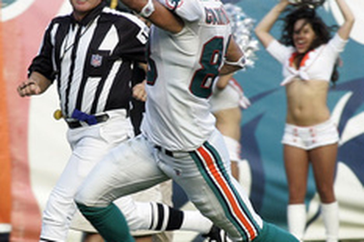 Dolphins finally triumph