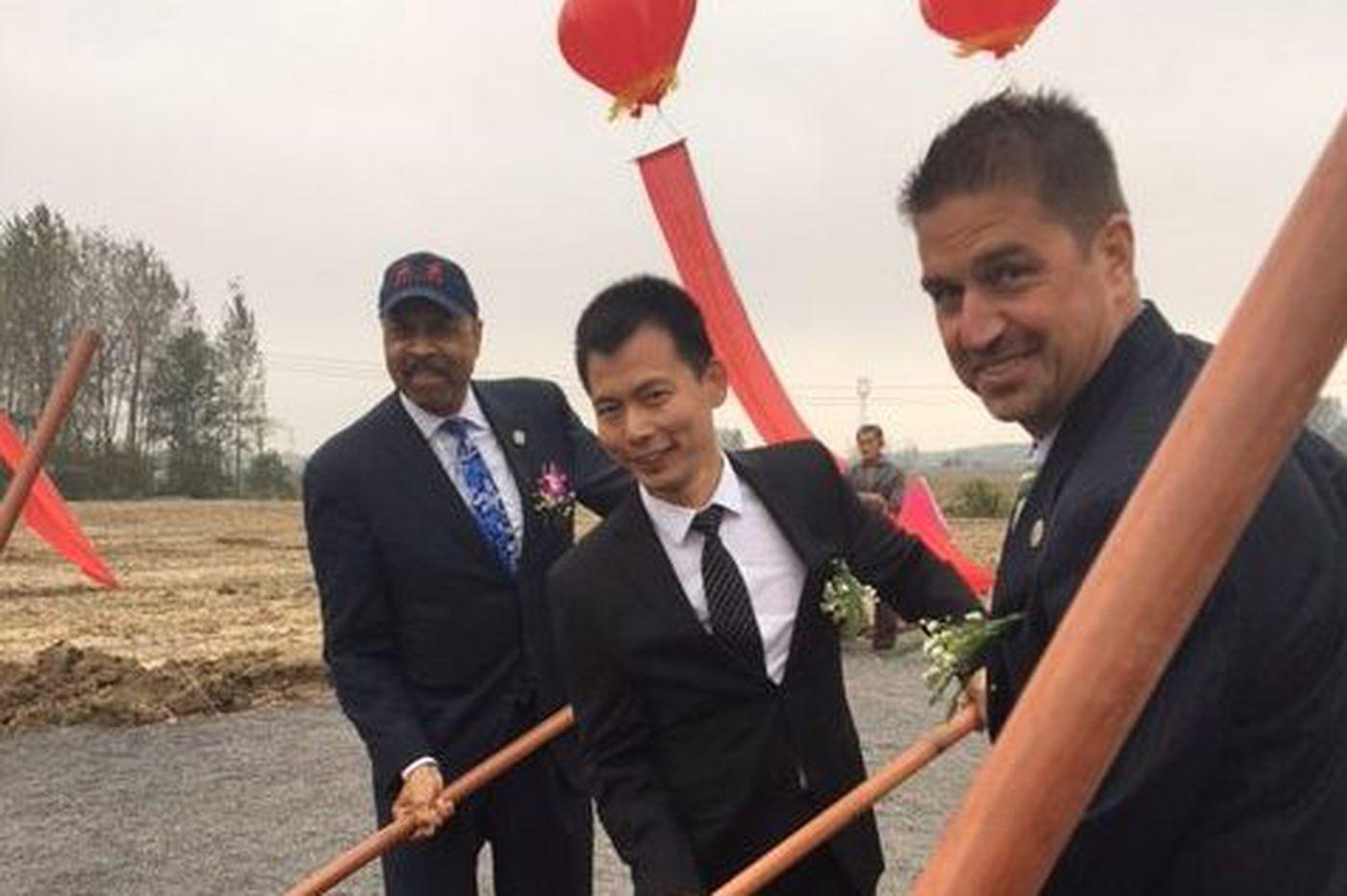 Kennett mushroom grower opens China plant. Is Africa next?