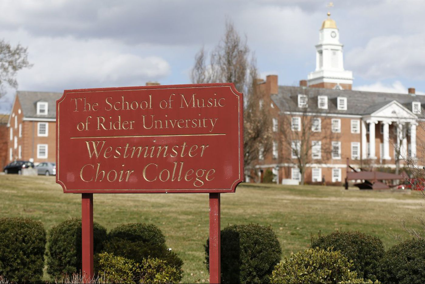 $40 million deal would keep Westminster Choir College in Princeton
