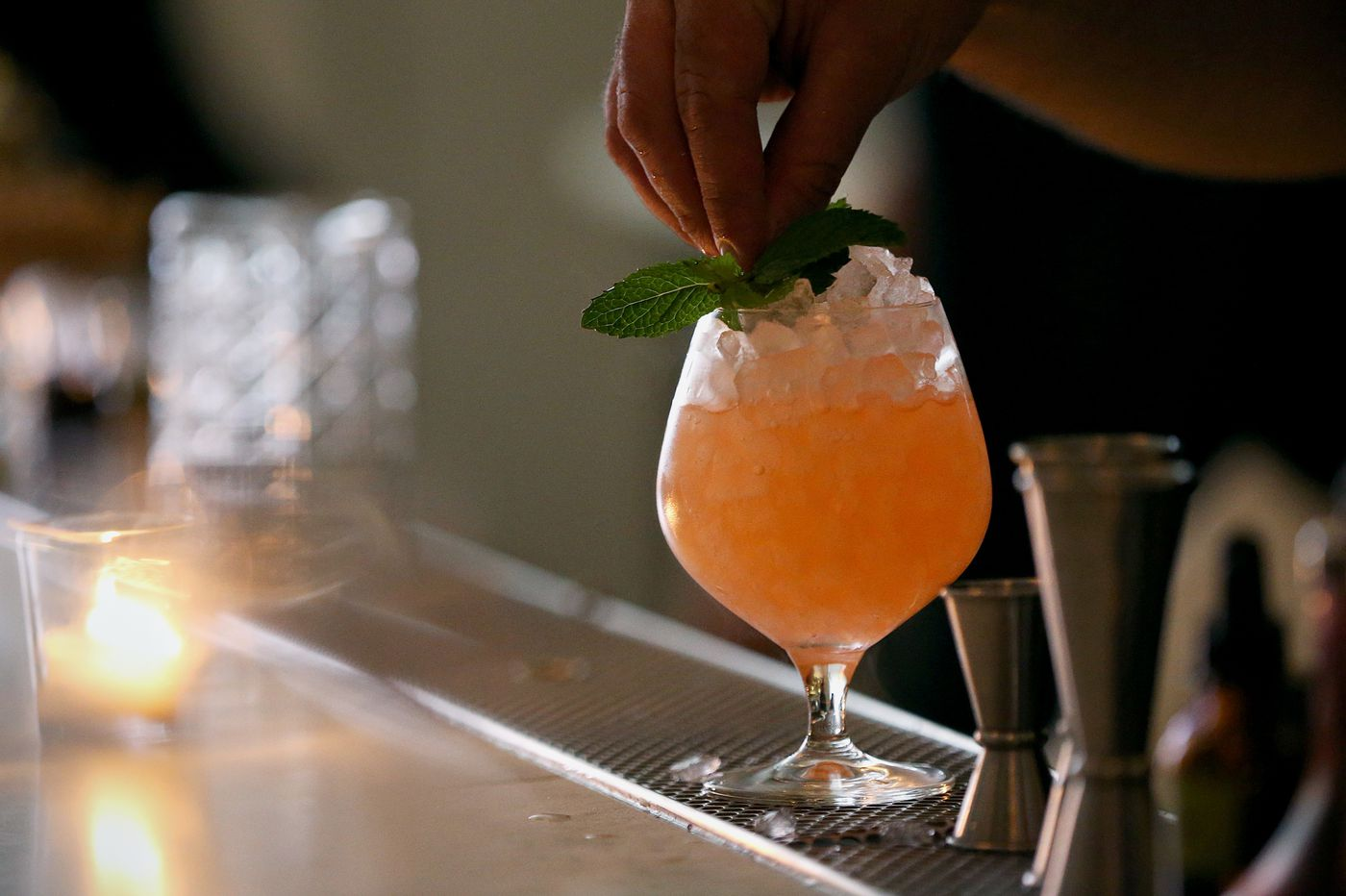 Is this Philly's most esoteric cocktail bar? You bet your cachaça it is.