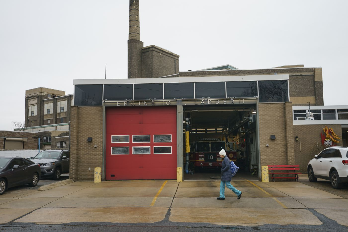 South Philly's new firehouse needs to be a landmark for our times. Can a developer make it one?   Inga Saffron