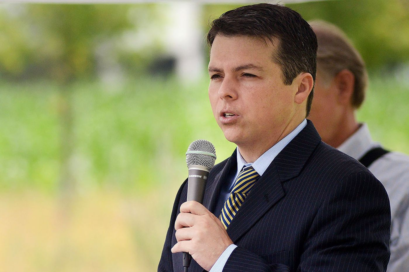 Democrat Brendan Boyle reelected to the House with win in Pa.'s second congressional district
