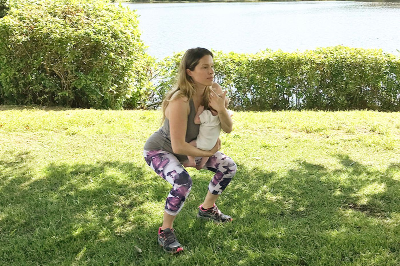Getting fit for parenthood: 3 simple ways to stay in shape with kids