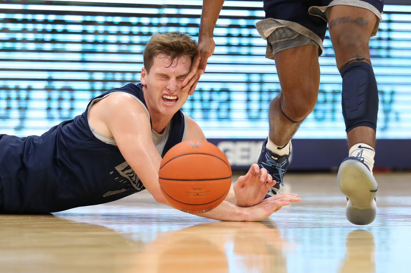 With Collin Gillespie sidelined, Villanova's Jay Wright putting other point guards to the test