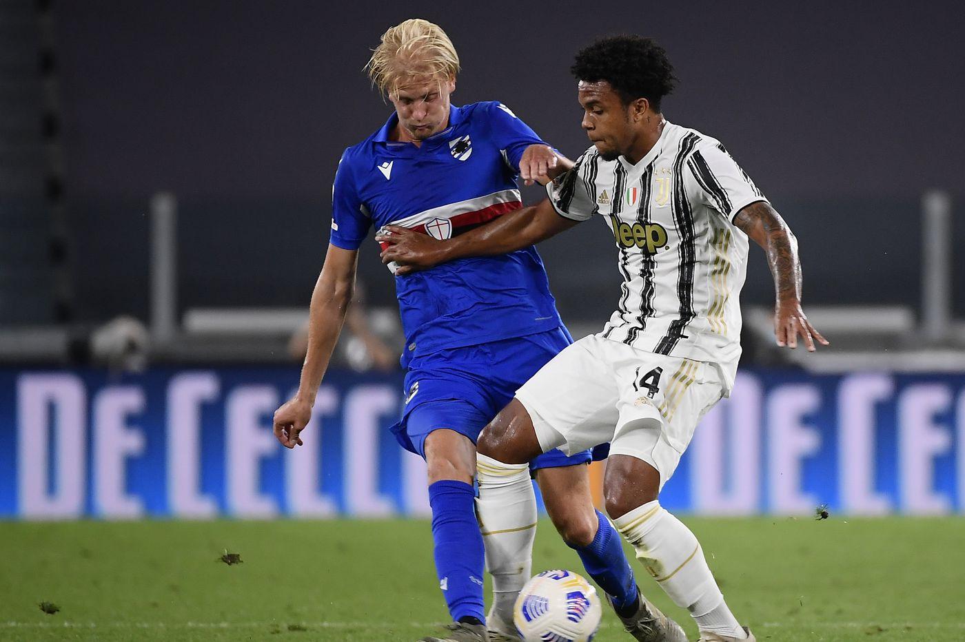 USMNT, Juventus midfielder Weston McKennie tests positive for COVID-19