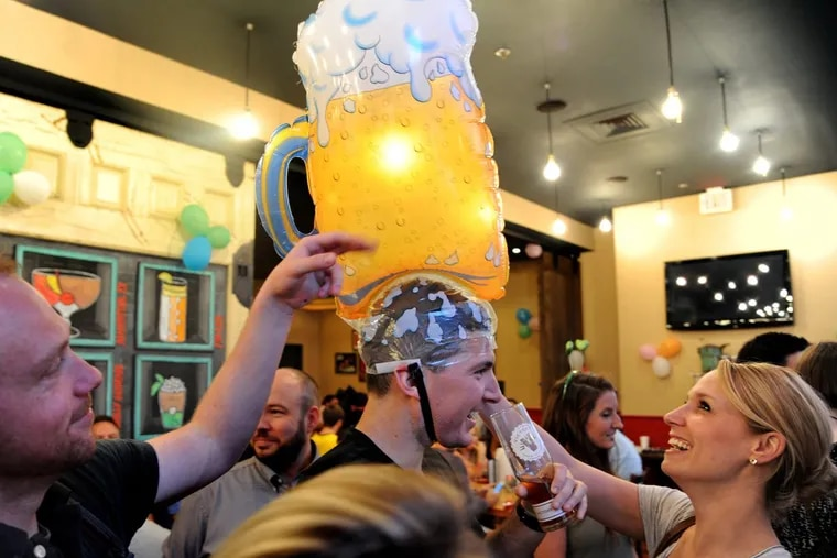 Percy Street BBQ teamed up with Victory Brewing Co. for a carnival for Philly Beer Week in 2016.