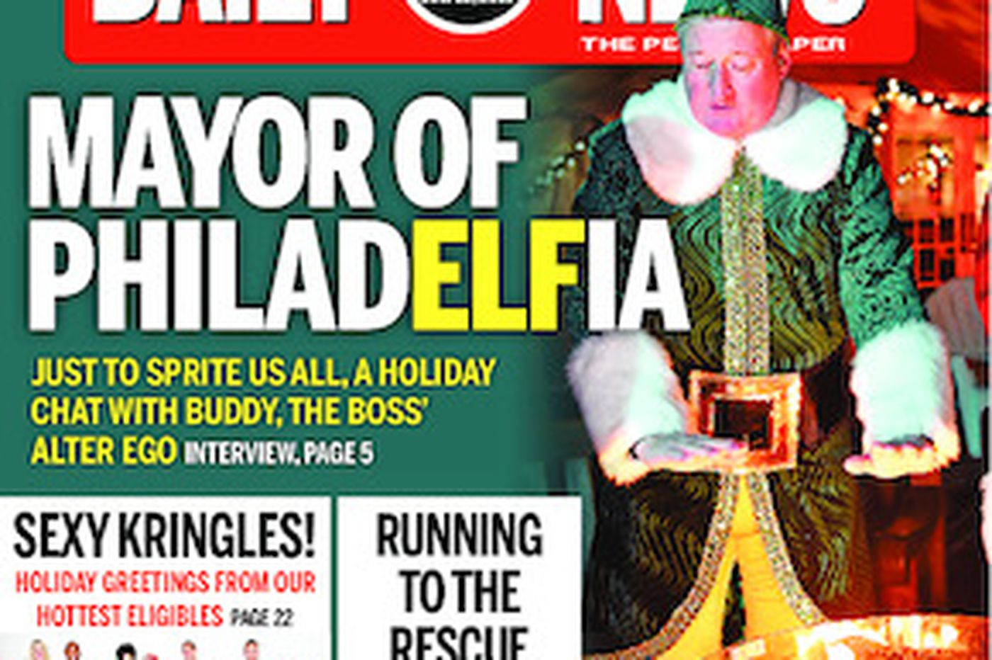 Dailynews Monthly Covers 12/24/16