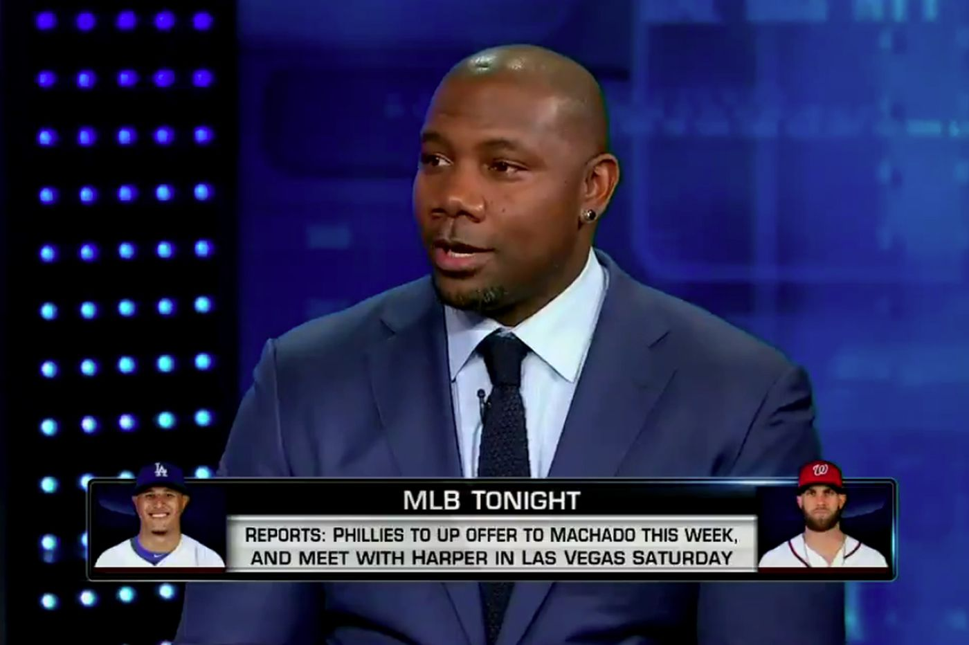 In TV opportunity, Ryan Howard has an interesting take on the Bryce Harper, Manny Machado sweepstakes