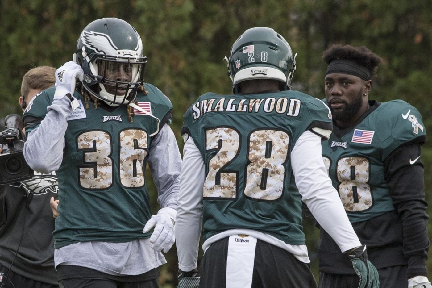 Eagles will start Jay Ajayi slowly, but Ajayi could soon become the lead running back