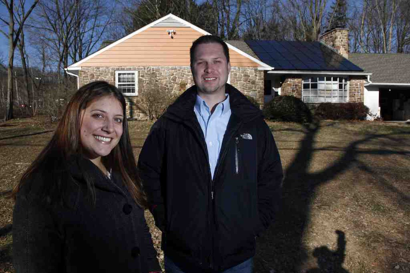 Encouraging a child who left the family solar business in Collegeville