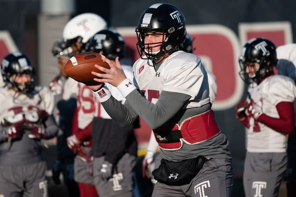 Temple QB Anthony Russo remains sidelined