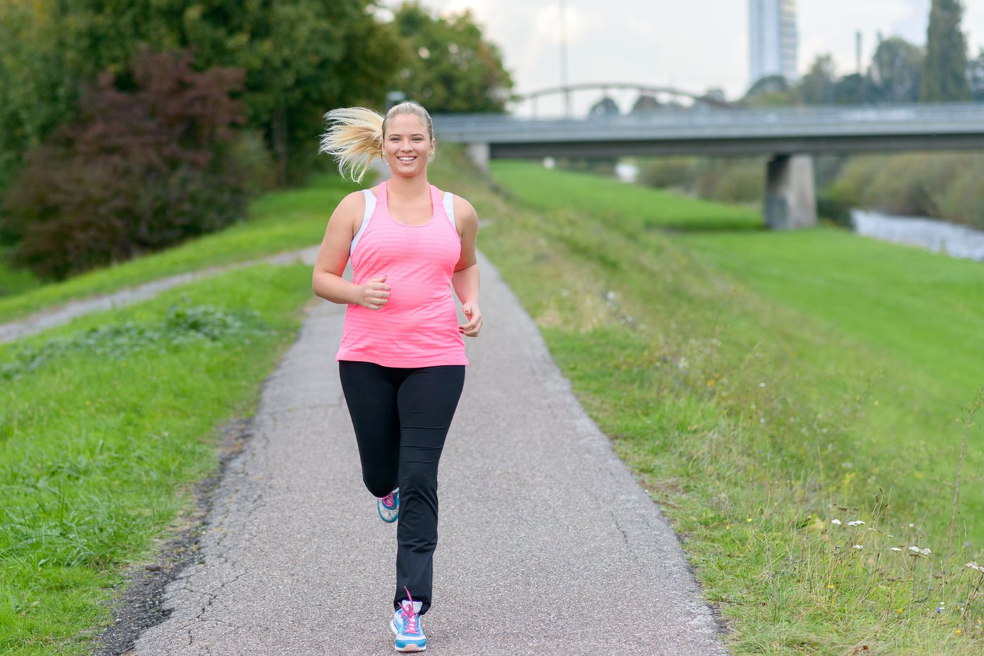 Why running slow can eventually help you run faster