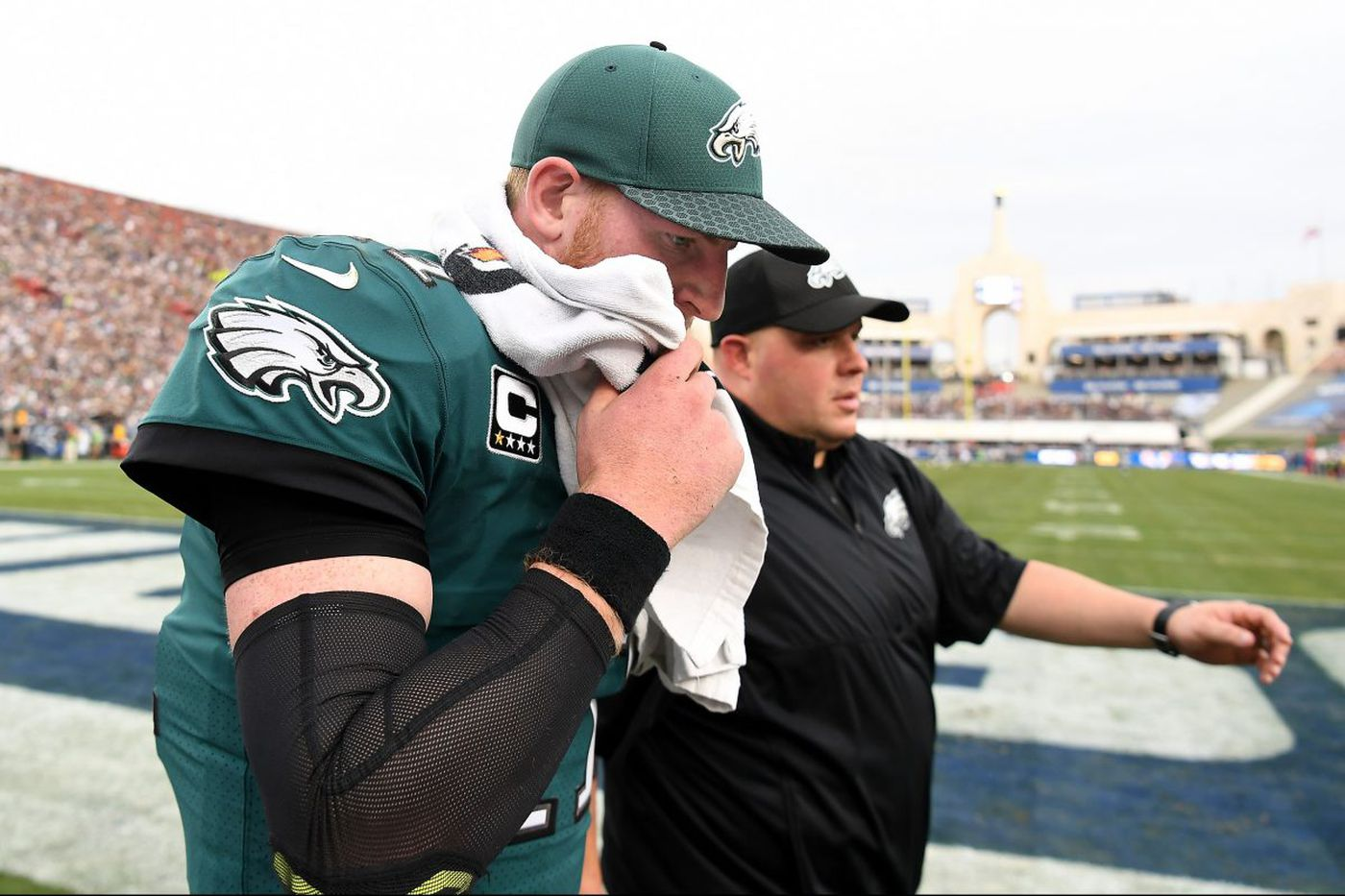 Carson Wentz injury: What ACL-tear recovery is like