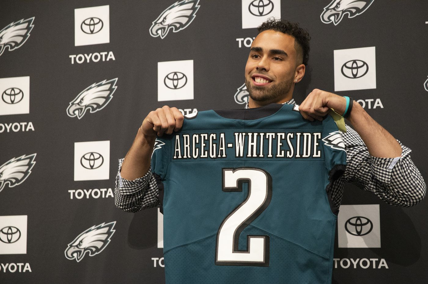 J.J. Arecega-Whiteside's connection to Condoleezza Rice, the compensatory pick formula, May additions | Early Birds