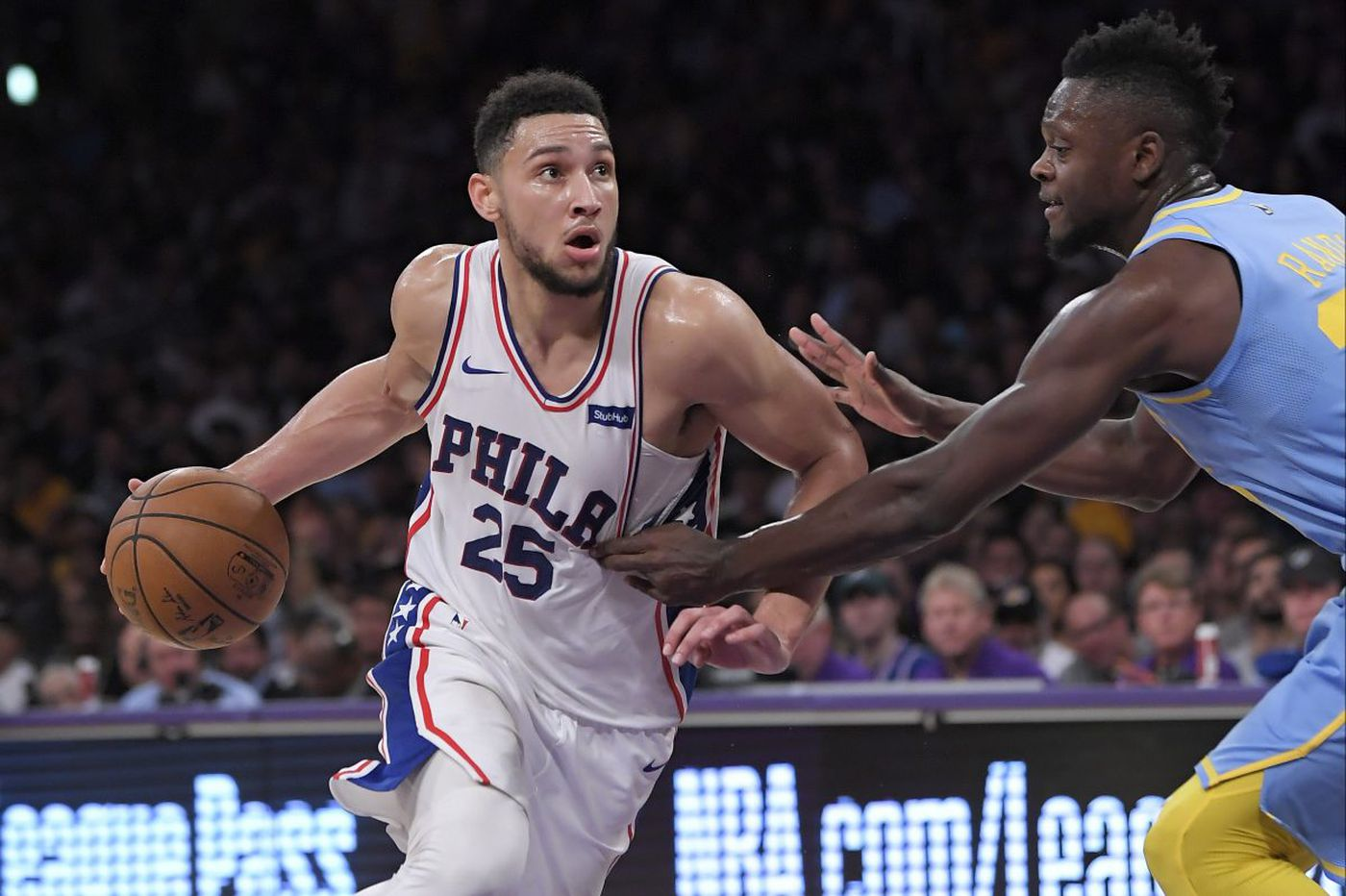 Joel Embiid is the Sixers' star, but Ben Simmons can change the NBA with his crusade | Mike Sielski
