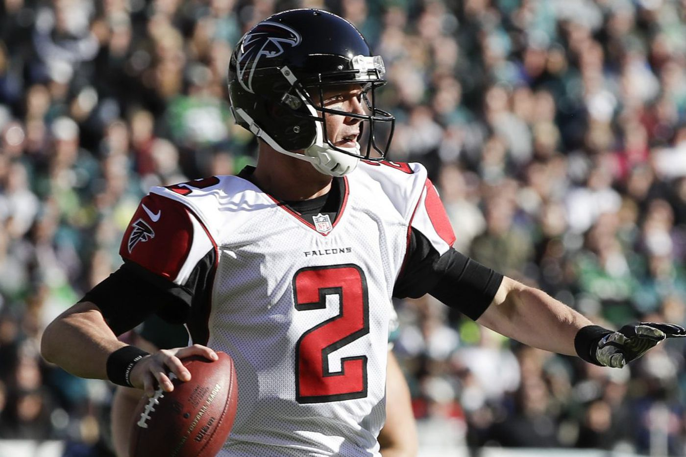 Matt Ryan absent for personal reasons from Falcons practice