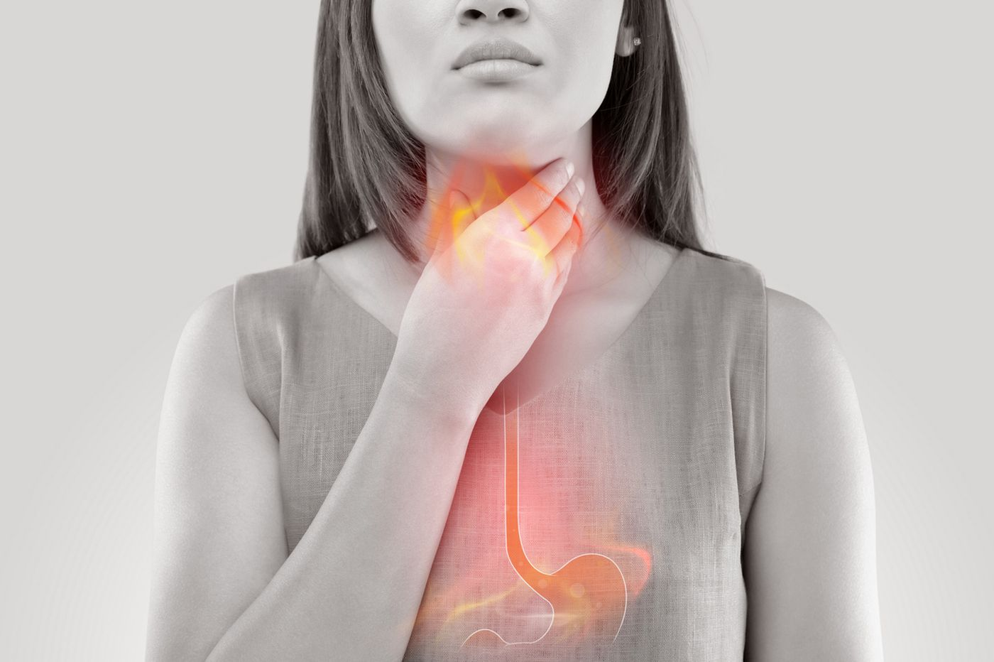 Q&A: Is postnasal drip a sign of 'silent' acid reflux?